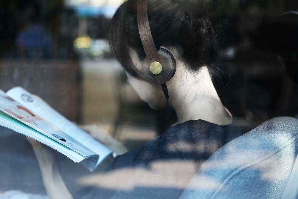 BRIGHT與MULABO耳機課程